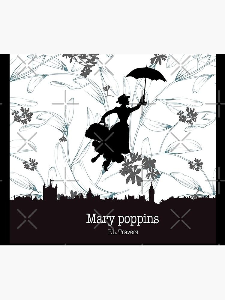 Mary Poppins by enami