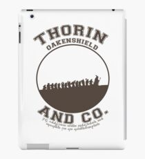 Thorin & Co. {Without symbol} iPad Case/Skin
