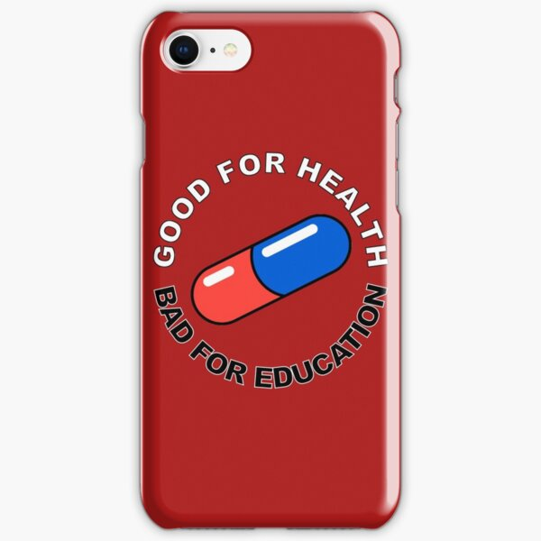 Good for Health iPhone Snap Case