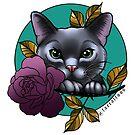 Sweet Cat by jordannelefae