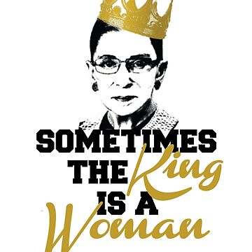 RBG - FEMINIST QUOTE by TheWaW