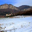 Franciacorta in winter by annalisa bianchetti