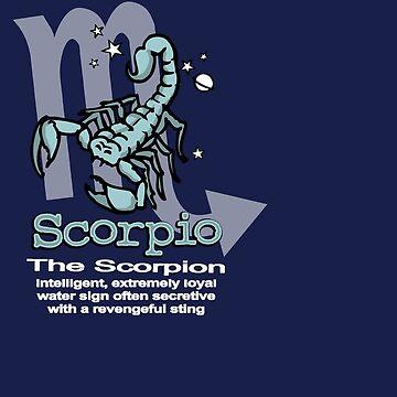 Scorpio The Scorpion | Photographic Print