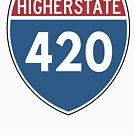 Higherstate 420 by StrainSpot