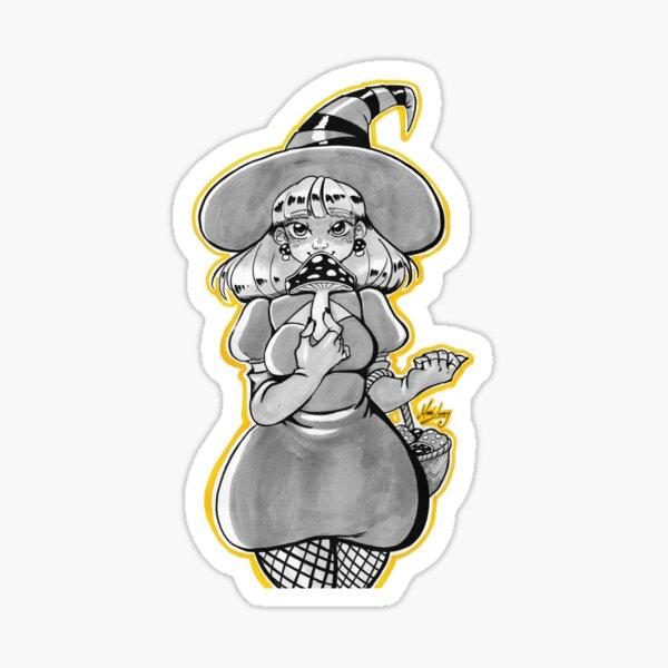 Poisonous Sticker