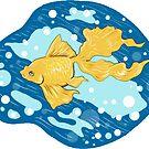 Goldfish by Amanda  Shelton