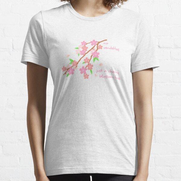 Manic Street Preachers - No Vendettas, Just A Cherry Blossom Tree Essential T-Shirt