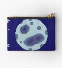 Moon Pixel Art Studio Pouch
