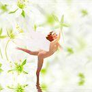 Dancing Fairy by Kym Howard