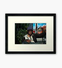 """"""" Street Smart """" Framed Print"""