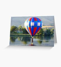 Touchdown! Greeting Card