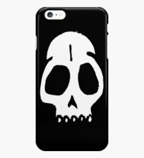 Cartoon Skull iPhone 6s Plus Case