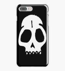 Cartoon Skull iPhone 7 Plus Case