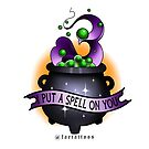 I put a spell on you by jordannelefae