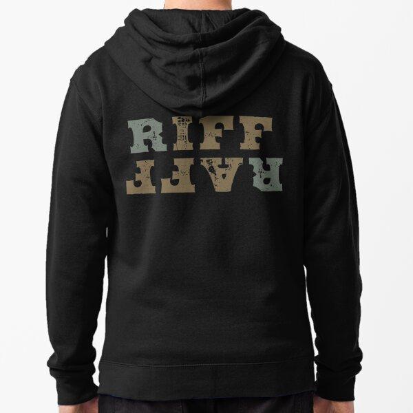 Riff raff Zipped Hoodie