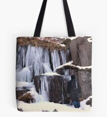 Cold As Ice! Tote Bag