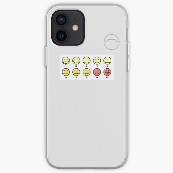 How Would You Rate Your Pain? iPhone Soft Case