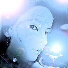 Diamond Star - Blue by K C