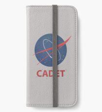 Cadet iPhone Wallet/Case/Skin