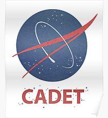 Cadet Poster