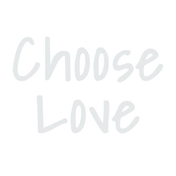 Choose Love by BiagioDeFranco