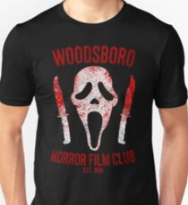 Woodsboro Horror Film Club T-Shirt
