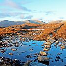 Stepping Stones, Meallan a' Chuail by ScotLandscapes