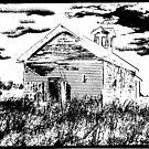 Settler's Home by Sandra Guzman
