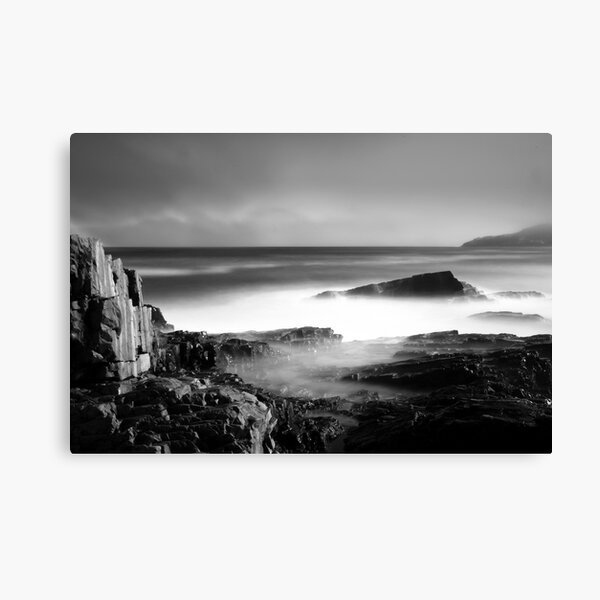 The Sure-Cliffes of Middle Cove Canvas Print