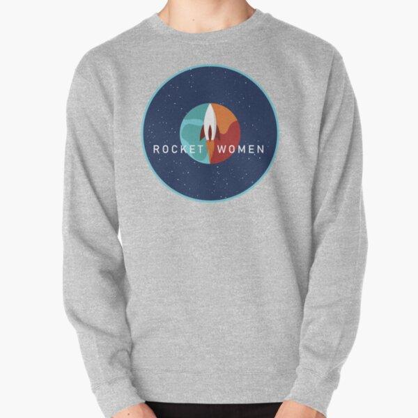 Rocket Women - Space Logo Pullover Sweatshirt