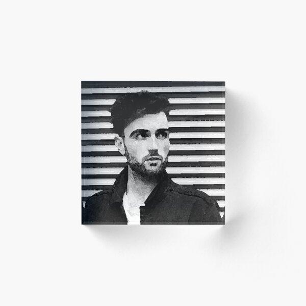 Duncan Laurence - Netherlands - Eurovision 2019 Acrylic Block