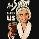 And Satan Bless Us, Every One - Sabrina by aartmoore