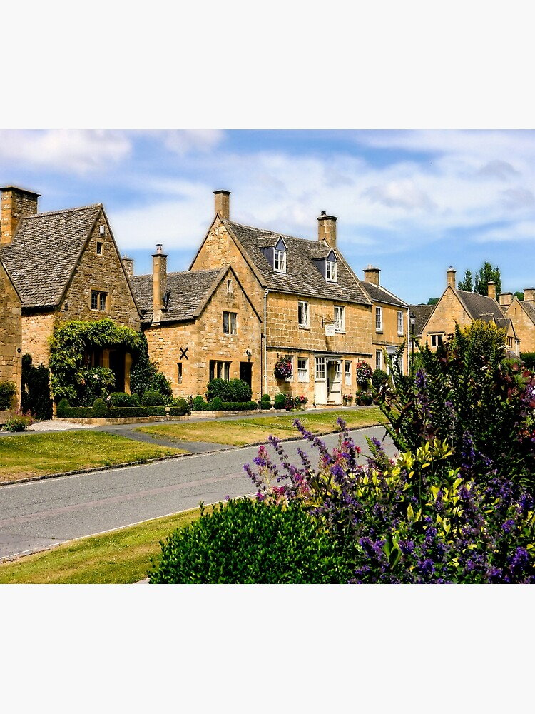 Cotswold Architecture  by ScenicViewPics