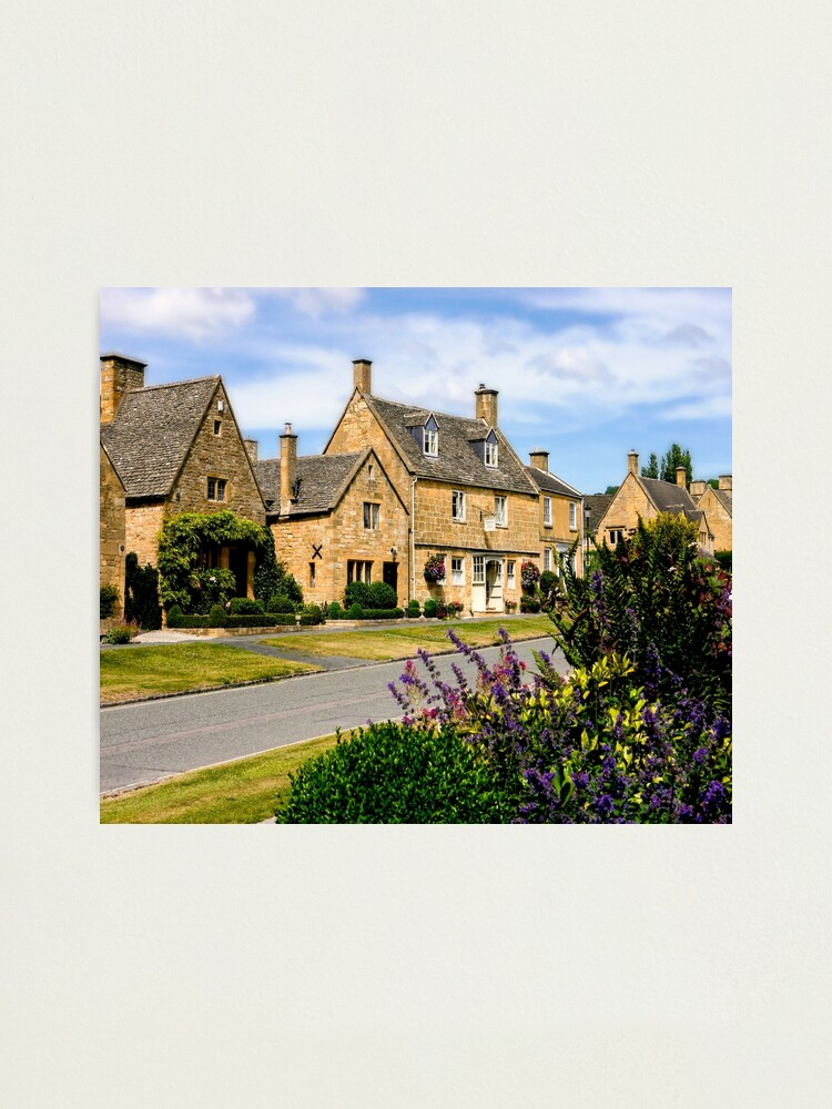 Alternate view of Cotswold Architecture  Photographic Print