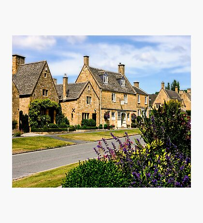 Cotswold Architecture  Photographic Print
