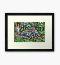 The Cruiser Framed Print