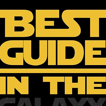 Best Guide In The Galaxy by funnyguy