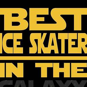 Best Ice Skater In The Galaxy by funnyguy