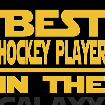 Best Hockey Player In The Galaxy by funnyguy