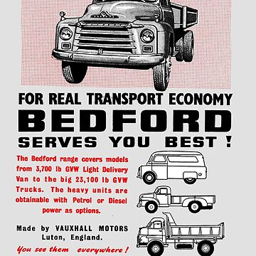 BEDFORD by ThrowbackMotors