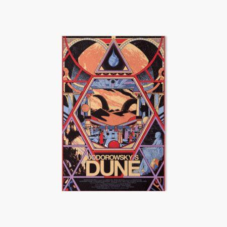Fan Art: Jodorowsky's Dune Art Board Print