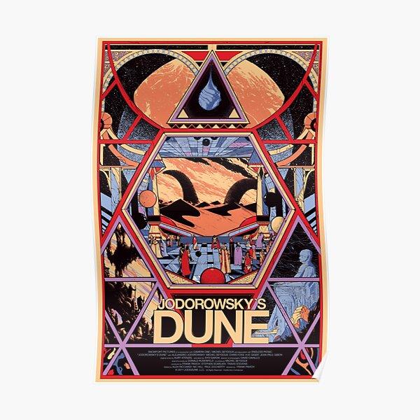 Fan Art: Jodorowsky's Dune Poster