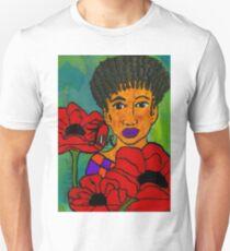 She Loves Poppies T-Shirt