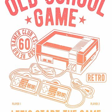 Old School Game by Manqoo