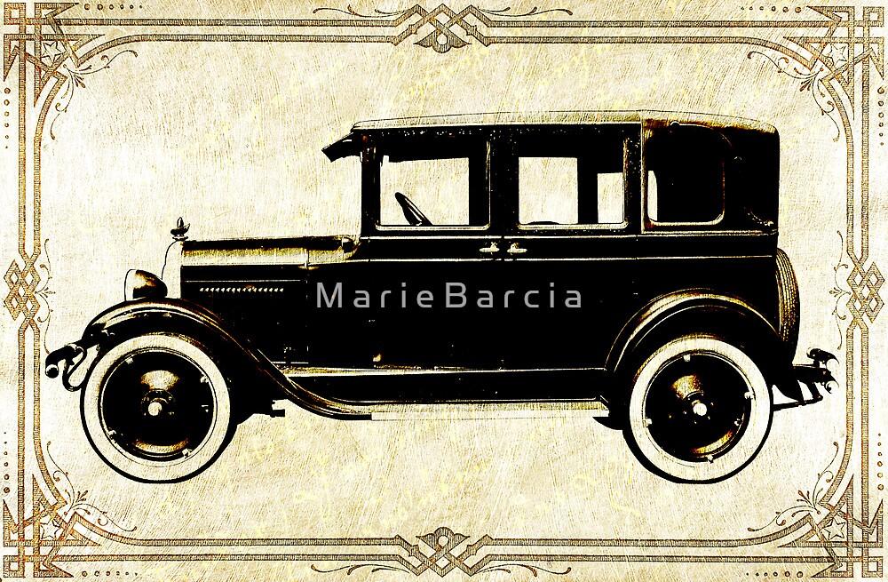 1927 Chevy by M a r i e B a r c i a