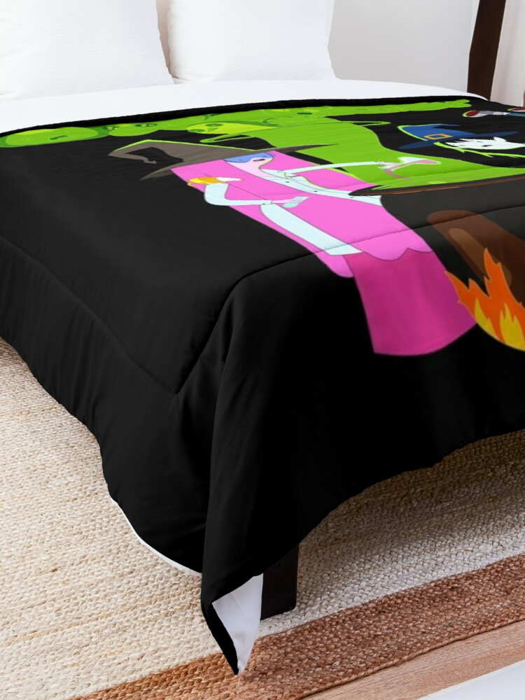 Alternate view of Witch's Spell Comforter