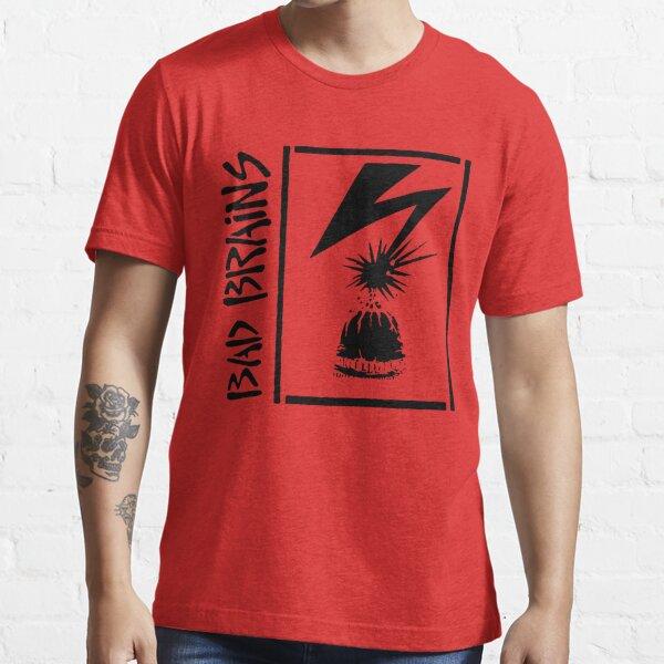 Band Stencil - Black Essential T-Shirt