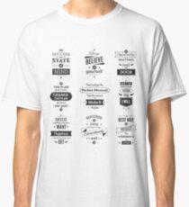 Success quotes Classic T-Shirt