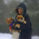 Walking Dogs in Canada.....Oh what a dogs life... by Larry Llewellyn