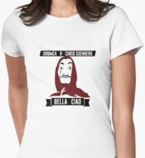 Bella Ciao Merchandise Women's Fitted T-Shirt